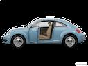 2015 Volkswagen Beetle Driver's side profile with drivers side door open