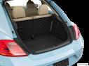 2015 Volkswagen Beetle Trunk open