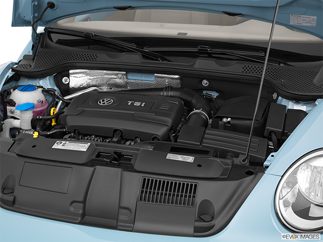 2015 Volkswagen Beetle Engine