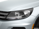 2015 Volkswagen Tiguan Drivers Side Headlight
