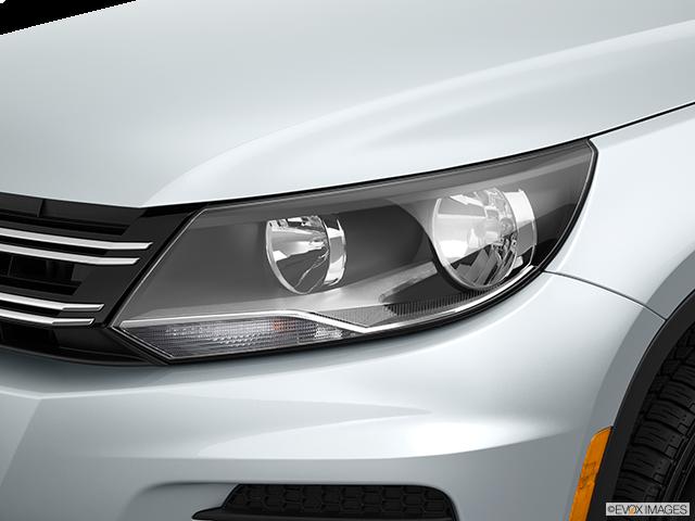 2015 Volkswagen Tiguan Drivers Side Headlight