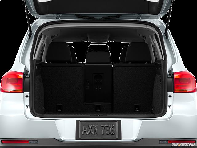 2015 Volkswagen Tiguan Trunk open
