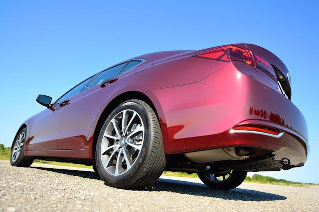 2016 Acura TLX Exterior