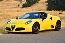 2016 Alfa Romeo 4C Exterior