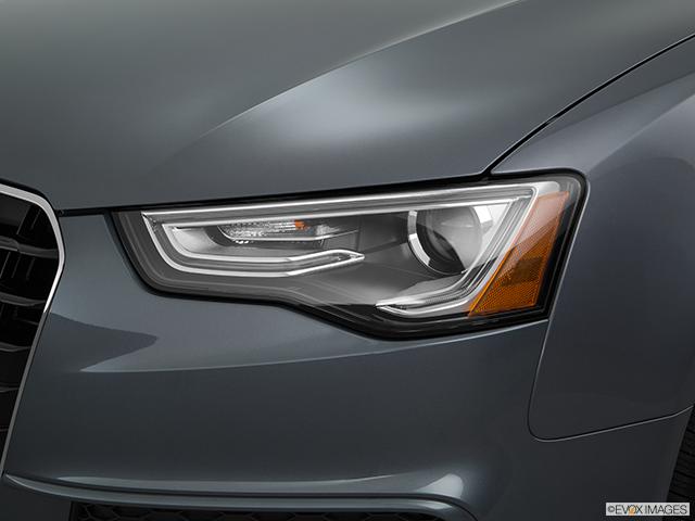 2016 Audi A5 Drivers Side Headlight