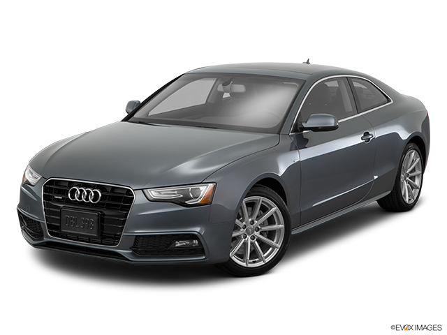 2016 Audi A5 Front angle view
