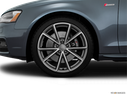 2016 Audi S4 Front Drivers side wheel at profile