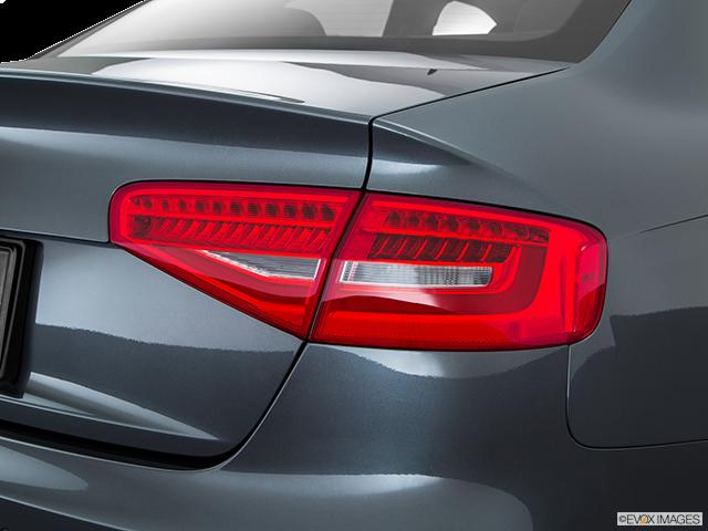 2016 Audi S4 Passenger Side Taillight