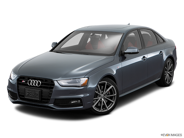 2016 Audi S4 Front angle view