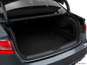 2016 Audi S4 Trunk open