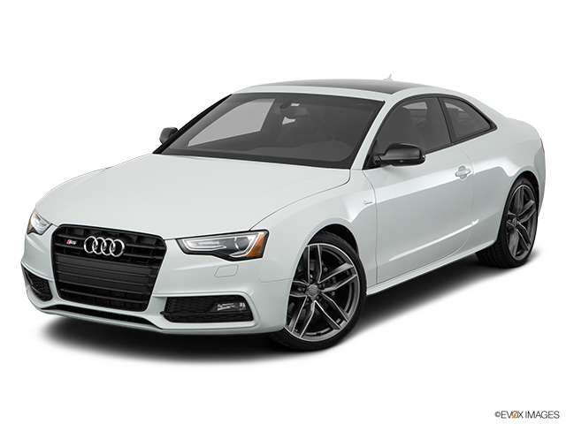 2016 Audi S5 Front angle view