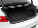 2016 Audi S5 Trunk open