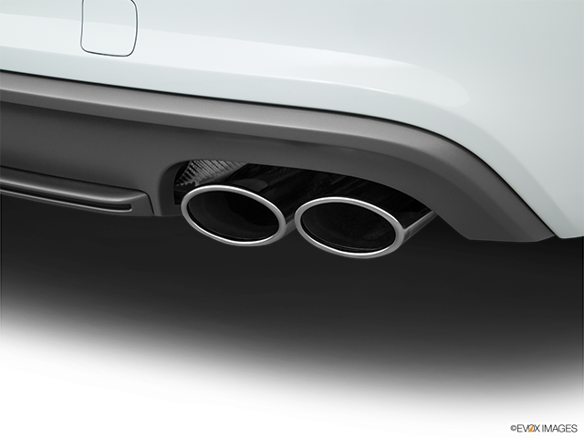 2016 Audi S5 Chrome tip exhaust pipe