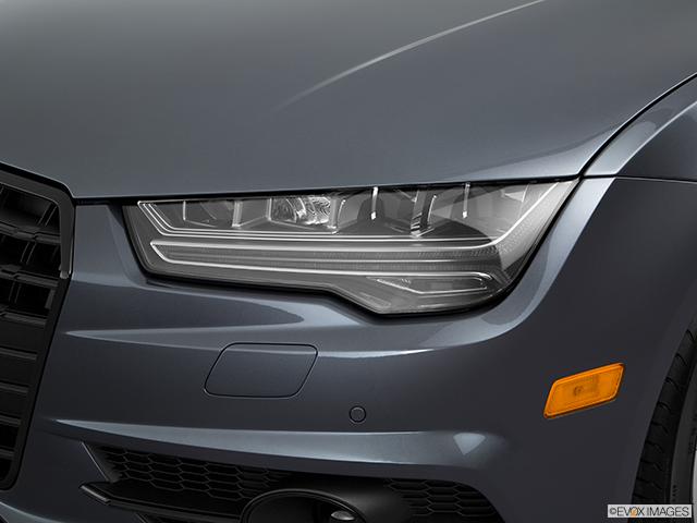 2016 Audi S7 Drivers Side Headlight