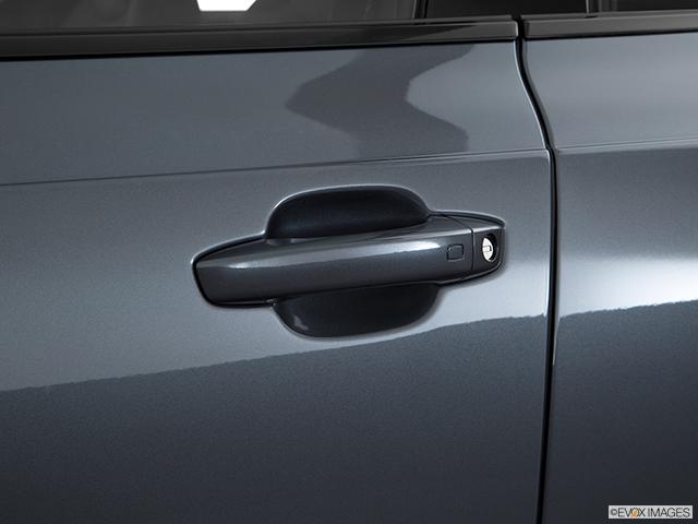 2016 Audi S7 Drivers Side Door handle