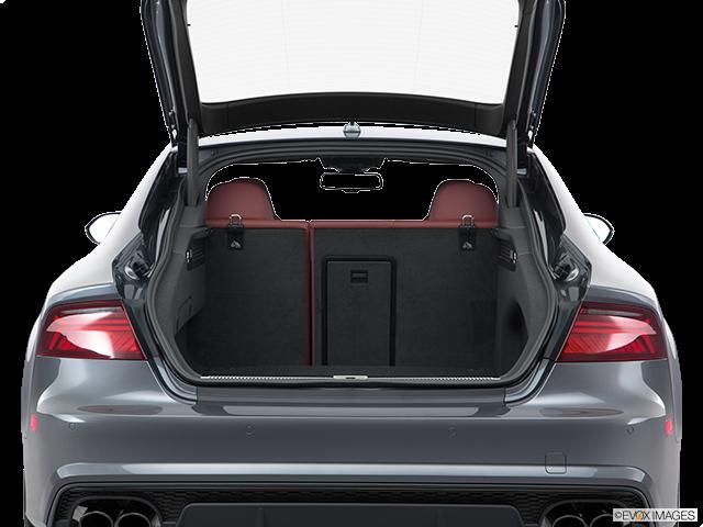 2016 Audi S7 Trunk open