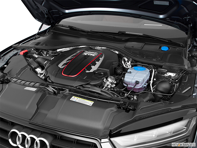 2016 Audi S7 Engine