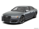 2016 Audi S8 Front angle view