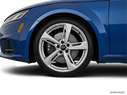 2016 Audi TTS Front Drivers side wheel at profile
