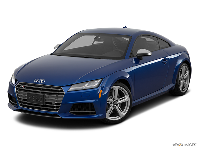2016 Audi TTS Front angle view