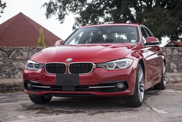 2016 BMW 3 Series Exterior