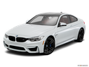 2016 BMW M4 Front angle view