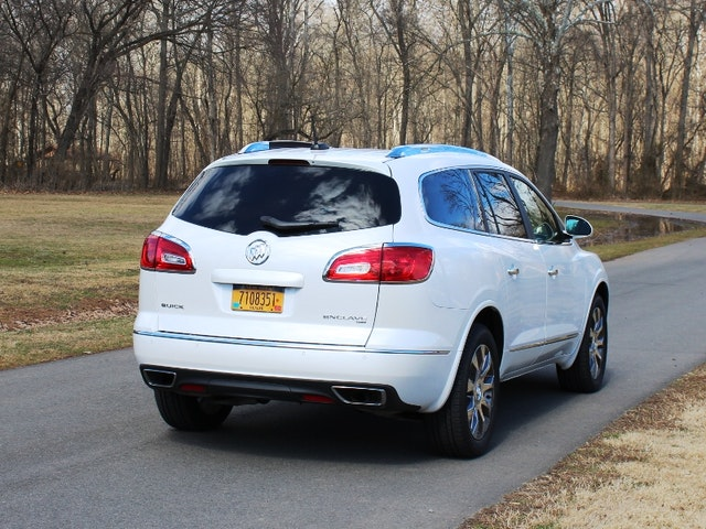 2016 Buick Enclave Exterior