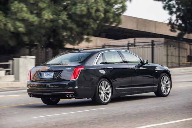 2016 Cadillac CT6 Exterior