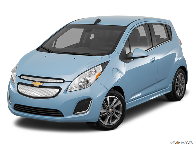 2016 Chevrolet Spark EV Front angle view