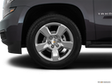 2016 Chevrolet Tahoe Front Drivers side wheel at profile