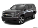 2016 Chevrolet Tahoe Front angle view
