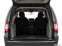 2016 Chrysler Town and Country Trunk open
