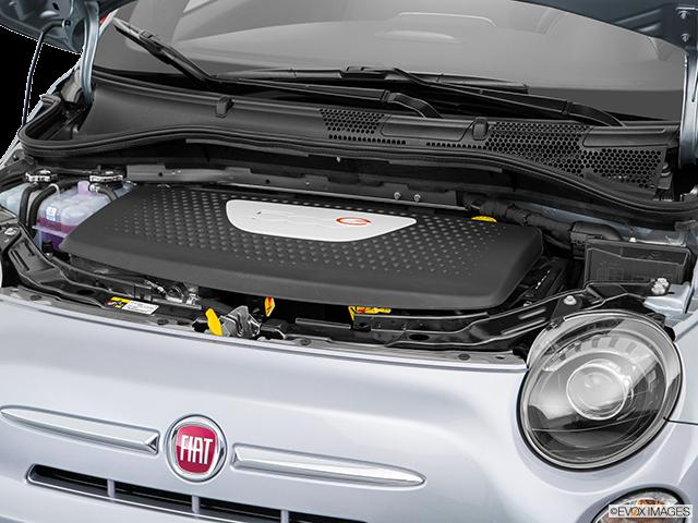 2016 FIAT 500e Engine