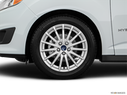 2016 Ford C-MAX Hybrid Front Drivers side wheel at profile