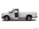 2016 Ford F-250 Super Duty Driver's side profile with drivers side door open