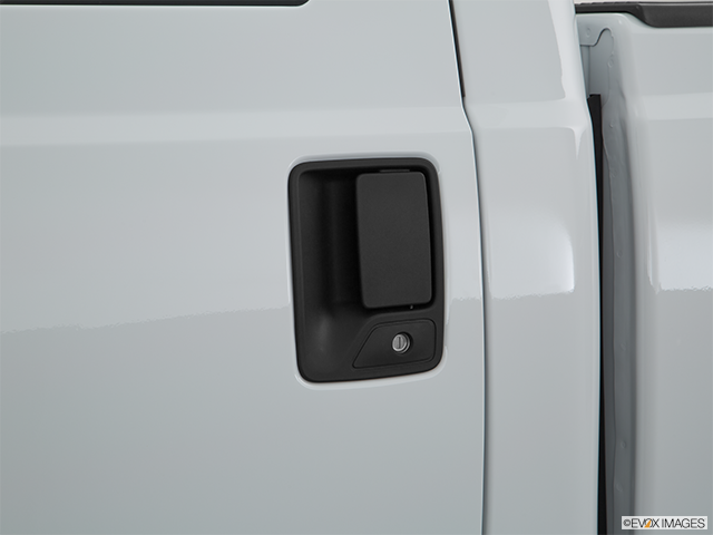 2016 Ford F-250 Super Duty Drivers Side Door handle