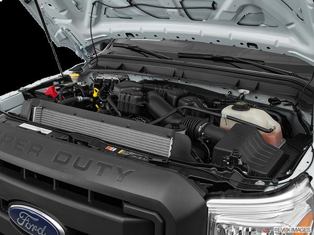 2016 Ford F-250 Super Duty Engine
