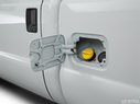 2016 Ford F-250 Super Duty Gas cap open