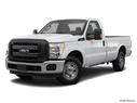 2016 Ford F-250 Super Duty Front angle medium view