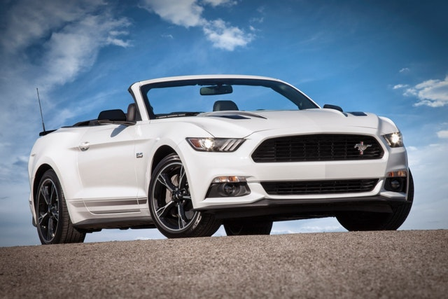 2016 Ford Mustang Exterior