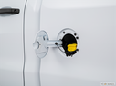 2016 GMC Sierra 2500HD Gas cap open