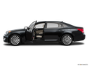 2016 Hyundai Equus Driver's side profile with drivers side door open