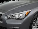 2016 INFINITI Q50 Drivers Side Headlight