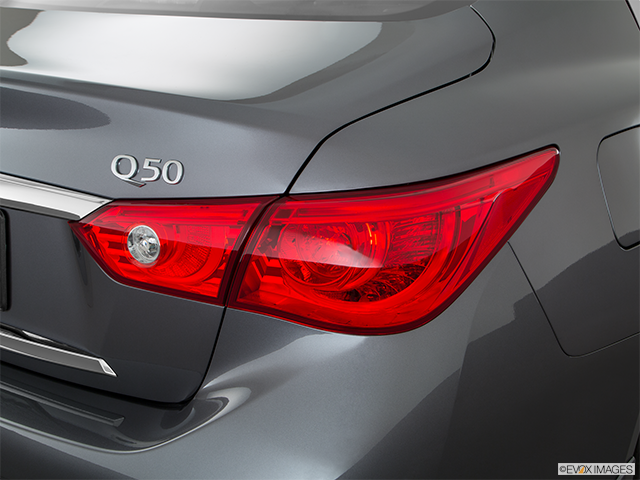 2016 INFINITI Q50 Passenger Side Taillight