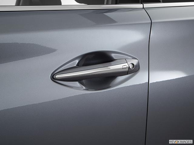 2016 INFINITI Q50 Drivers Side Door handle