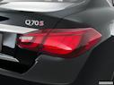 2016 INFINITI Q70 Passenger Side Taillight