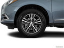 2016 INFINITI QX60 Front Drivers side wheel at profile