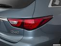 2016 INFINITI QX60 Passenger Side Taillight