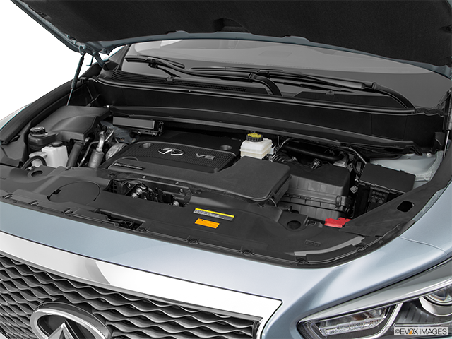 2016 INFINITI QX60 Engine