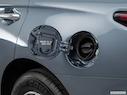 2016 INFINITI QX60 Gas cap open